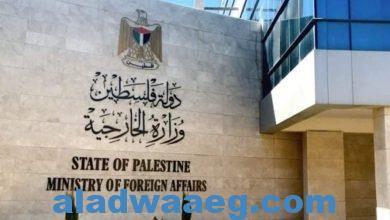 """صورة الخارجية الفلسطينية"""" في يوم الأرض: نواصل الحراك لفضح جرائم الاحتلال وتعزيز الشخصية القانونية لدولة فلسطين دوليا"""