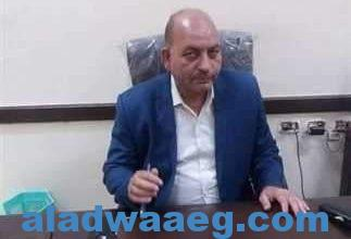صورة محافظ المنيا ينعي رئيس مركز ومدينة سمالوط