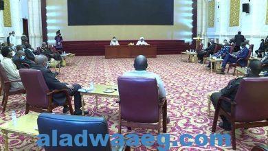 صورة اللجنة العليا لتنفيذ إتفاق جوبا لسلام السودان تعقد إجتماعها الأول