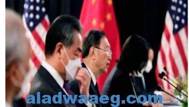 صورة وزير الخارجية الأمريكي يوضح حقيقة الخلافات مع الصين ونتائج المفاوضات