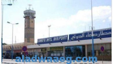 صورة الحوثيون: 5 مليارات دولار خسائر الطيران المدني خلال الحرب