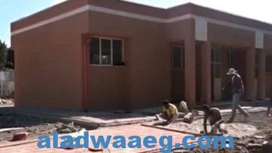 صورة الهلال الاحمر الاماراتي بإثيوبيا لتفقد مشاريع أم الامارات