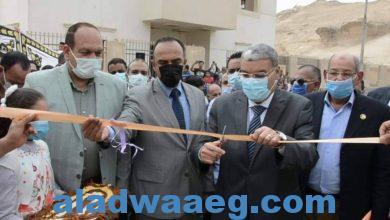 صورة بحضور سند شباب الصعيد.. محافظ المنيا يفتتح مركز شباب الشرفا بتكلفة 3 مليون جنيه