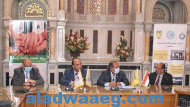 صورة الاتحاد العام للقبائل المصرية والعربية يوقع بروتوكول تعاون مع مركز بحوث الصحراء