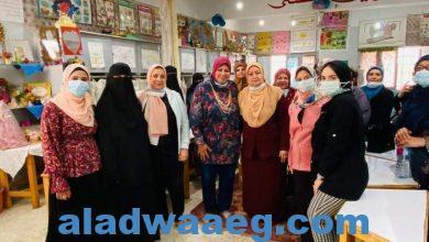"""صورة ندوة عن """"دور المشاركة المجتمعية فى تطوير مدارس الفصل الواحد بالتربية والتعليم"""