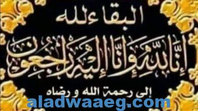 صورة وكيل زراعة الفيوم تعزيه في وفاة المهندس حمدى محمد عبد اللاه فرغلى بجمعية نزلة بشير