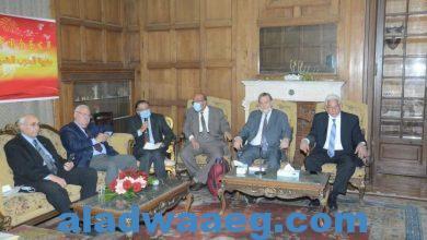صورة جمعية الصداقة المصرية الصينية تحتفل بمئوية الحزب الشيوعي الصيني