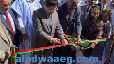 صورة جيبوتي ثالث دولة افتتحت قنصلية في مدينة دخلة في الصحراء المغربية