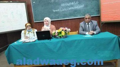صورة ندوه بمركز النيل للاعلام بقنا بعنوان الوقايه خيرمن العلاج