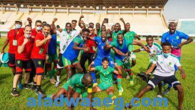 صورة بعد صعود المرابطون لــ الكان الإفريقي تعرف علي اللاعب المصري الوحيد الذي أحترف بالدوري الموريتاني