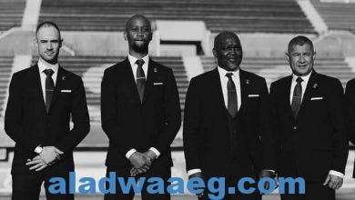 صورة أعلن الجنوب إفريقي بيتسو موسيماني المدير الفني للفريق الأول لكرة القدم بالنادي الأهلي، عن تشكيل فريقه لمواجهة سيمبا التنزاني، بدوري أبطال إفريقيا