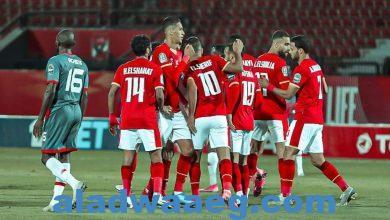 صورة انتهت المباراة بفوز النادي الاهلي علي سيمبا التنزاني بهدف مقابل لا شئ