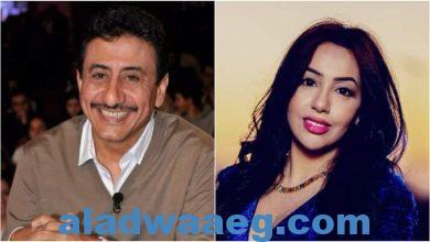 صورة رشا السيد تصور مع ناصر القصبي في «ممنوع التجول