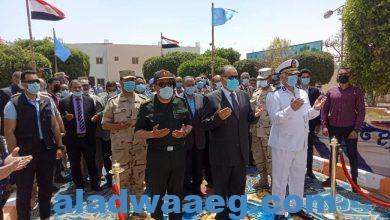 صورة الاحتفال بالعيد القومي لمحافظه اسيوط