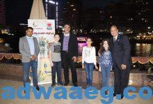 صورة أسر الشهداء تحتفل بذكري تحرير سيناء و العاشر من رمضان علي ضفاف نهر النيل