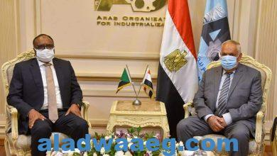 صورة الهيئة العربية للتصنيع تستقبل وفد منظومة الصناعات الدفاعية السودانية