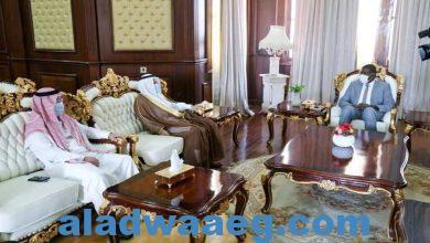 صورة بحث سبل ترقية العلاقات بين السودان والسعودية في لقاء السفير السعودي بعضو مجلس السيادة