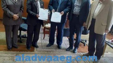 صورة جامعة المنوفية توقع عقد اتفاق مع المهرجان العربى الدولى لذوى الإحتياجات الخاصة