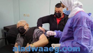 صورة الصحة : تطعيم نصف مليون مصري بلقاح كورونا حتى الآن
