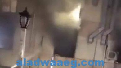 صورة وفاة وإصابة العشرات في حريق بمستشفى خاص ببغداد