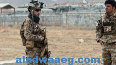 صورة مقتل 7 رجال شرطة أفغان في كمين لطالبان