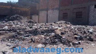 صورة استغاثة من أهالي العطيات بمركز دشنا