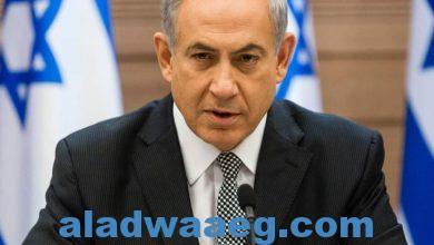 صورة رئيس الوزراء بنيامين نتنياهو في مستهل جلسة الحكومة:مستعدون لمواجهة كافة الاحتمالات