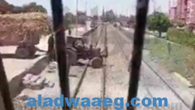 صورة القدر ينقذ ركاب قطار 86 القادم من القاهرة إلى أسوان من كارثة جديده