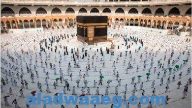 صورة متطوعون يوزعون 10،000 وجبة إفطار يومياً في مكة المكرمة