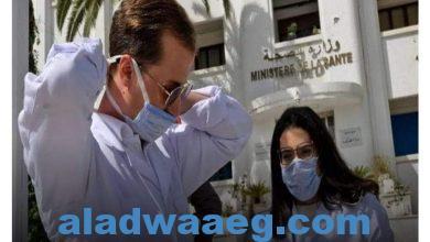 صورة 119 وفاة جديدة بفيروس كورونا في تونس