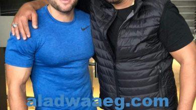 صورة منير قنصوه يكشف عن دوره في العنكبوت مع أحمد السقا
