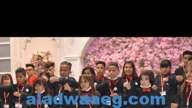 صورة منظمة أحرار الطفولة تحتفل بعيدها العاشر