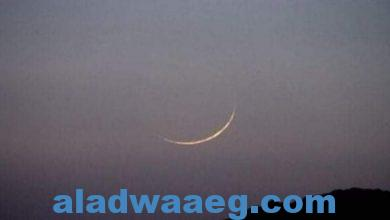 صورة مفتي فلسطين يدعو المواطنين إلى تحري شهر رمضان بعد غروب شمس الاثنين