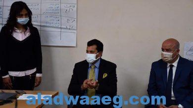 صورة وزير الشباب يشهد فعاليات دورة تدريب مدربين tot لصقل مدربين ريادة الأعمال