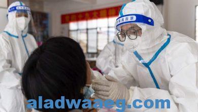 صورة لجنة الصحة الوطنية بالصين وتقرير الوضع الوبائي