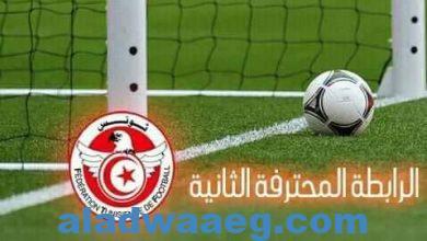 صورة البطولة المحترفة التونسية الثانية حمام سوسة يحقق الصعود