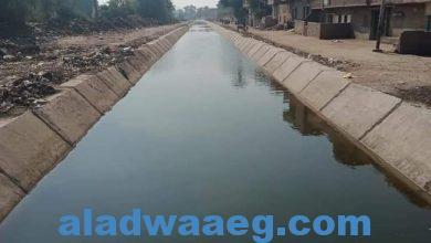صورة وزارة الرى تواصل تنفيذ المشروعات القومية الكبرى الهادفة لترشيد استخدام المياه