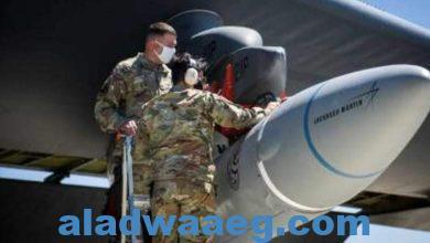 صورة القوات الجوية الأمريكية تقر بفشل اختبار صاروخها فرط الصوتي في 5 أبريل