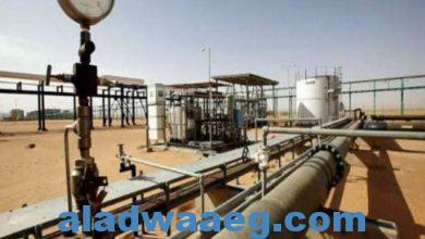 صورة الإنذار الأول للحكومة الليبية الجديدة بإيقاف أكبر حقول إنتاج النفط في ليبيا