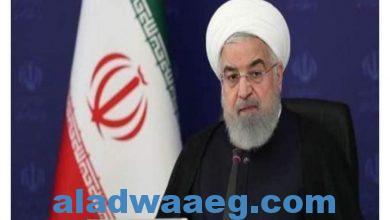 """صورة الرئيس الإيراني: التأخير في العودة إلى الاتفاق النووي سيعود بالضرر على مجموعة الدول """"5+1"""""""