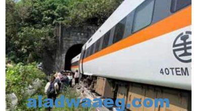 صورة وزير النقل في تايوان : اتحمل المسؤولية السياسية كاملة عن حادث القطار