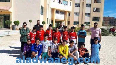 صورة فريق مدرسة الشربتلي يمطر شباك فريق العوام بستة اهداف مقابل هدفين
