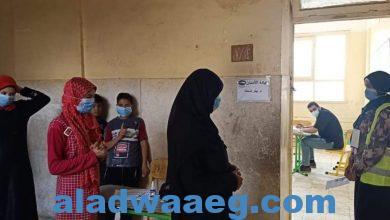 صورة بالصور.. مستقبل وطن المنيا ينظم قافلة طبية بقرية الكرم بابوقرقاص