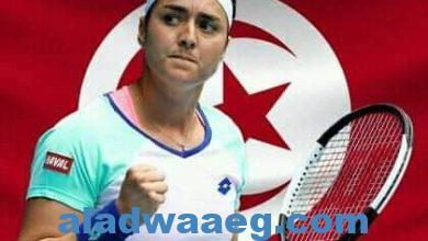 صورة التونسية أنس جابر تتألق رغم الأنسحاب وترتقي للمرتبة ال25