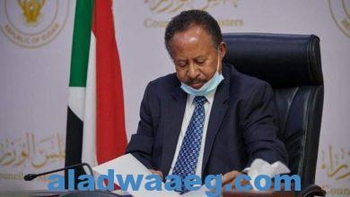 صورة حمدوك يدعو نظيريه المصري والإثيوبي لاجتماع قمة ثلاثي