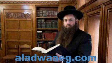 صورة حاخام يهوديّ إسرائيليّ في السعوديّة قريبا