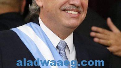 صورة الرئيس الأرجنتيني يعلن إصابته بكورونا