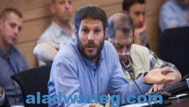 """صورة زعيم """"الصهيونية الدينية"""" يتوعّد بطرد المسلمين الذين لا يقبلون حكم اليهود"""