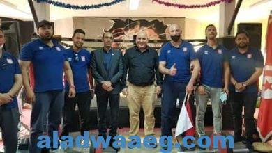 صورة البطولة الودية الاتحاد العام الليبي القوة البدنية بدولة تونس