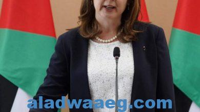 صورة وزيرة الصناعة والتجارة تلتقي ممثلي الاتحاد الأردني لشركات التأمين